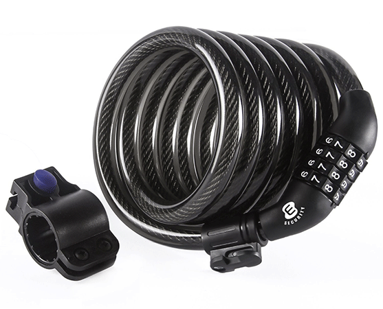Etronic Security M6 Cable Lock