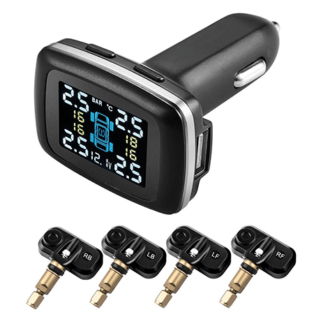 Rrtizan Tire Pressure Monitoring System