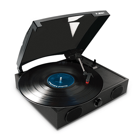 The Turntable by Vibe Sound