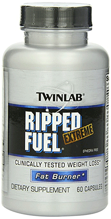 Twin lab Ripped Fuel Extreme Fat Burner
