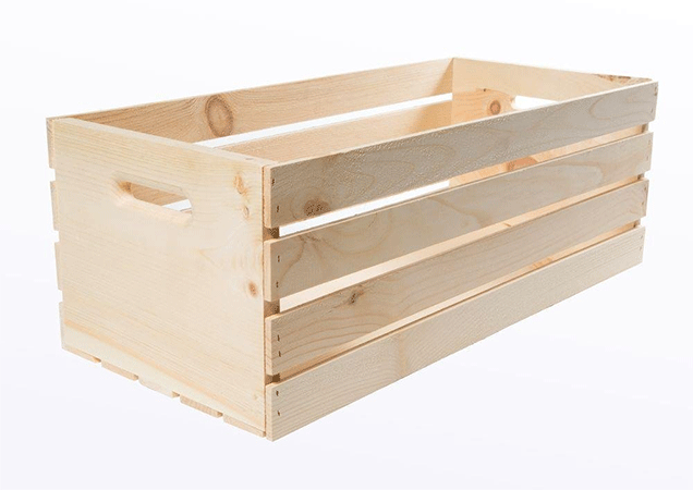 Houseworks Crates and Pallet