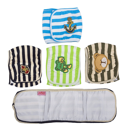 Lillypet Washable Male Belly Band
