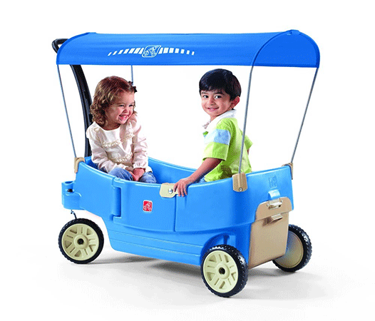 All Around Canopy Wagon by Step2