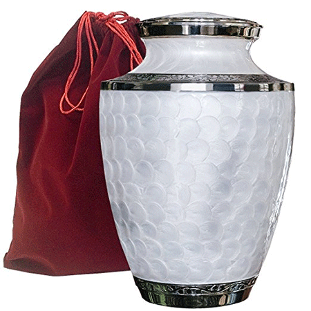 The Everlasting Love Adult Cremation Urn