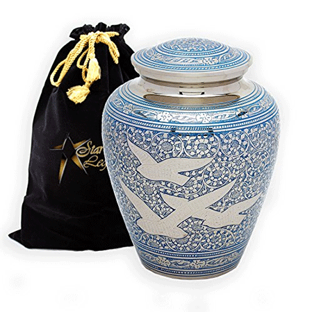 Star Legacys Wings of Freedom Cremation Adult Urn