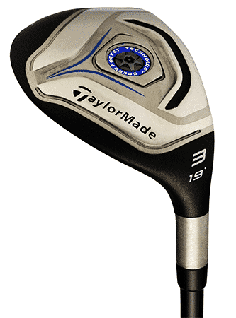 TaylorMade N1122407 JetSpeed Golf Rescue