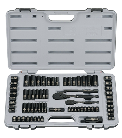 The Stanley 69 Piece Socket Set