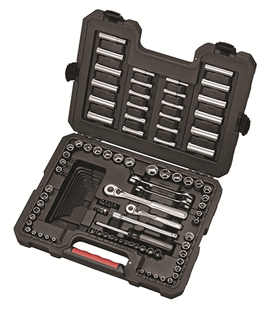 The Craftsman 108 Piece Mechanics Tool Set