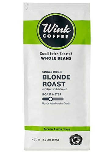 Wink Coffee, Blonde Roast