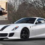 Cristiano Ronaldo Loves To Collect Supercars Ferrari 599 Gto Vbet News