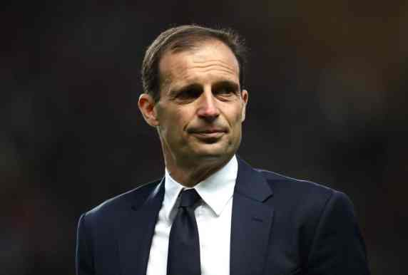 Massimiliano Allegri, Manager of Juventus looks on prior to the UEFA Champions League Semi Final first leg match between AS Monaco v Juventus at Stade Louis II on May 3, 2017 in Monaco, Monaco.