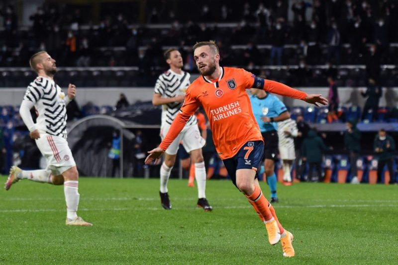 Manchester United lost to Istanbul Basaksehir in their Champions League Group stage match with a 2-1 score.