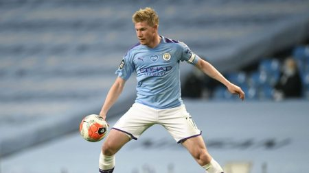 Pep Guardiola Provides Update On Kevin De Bruyne Recovery