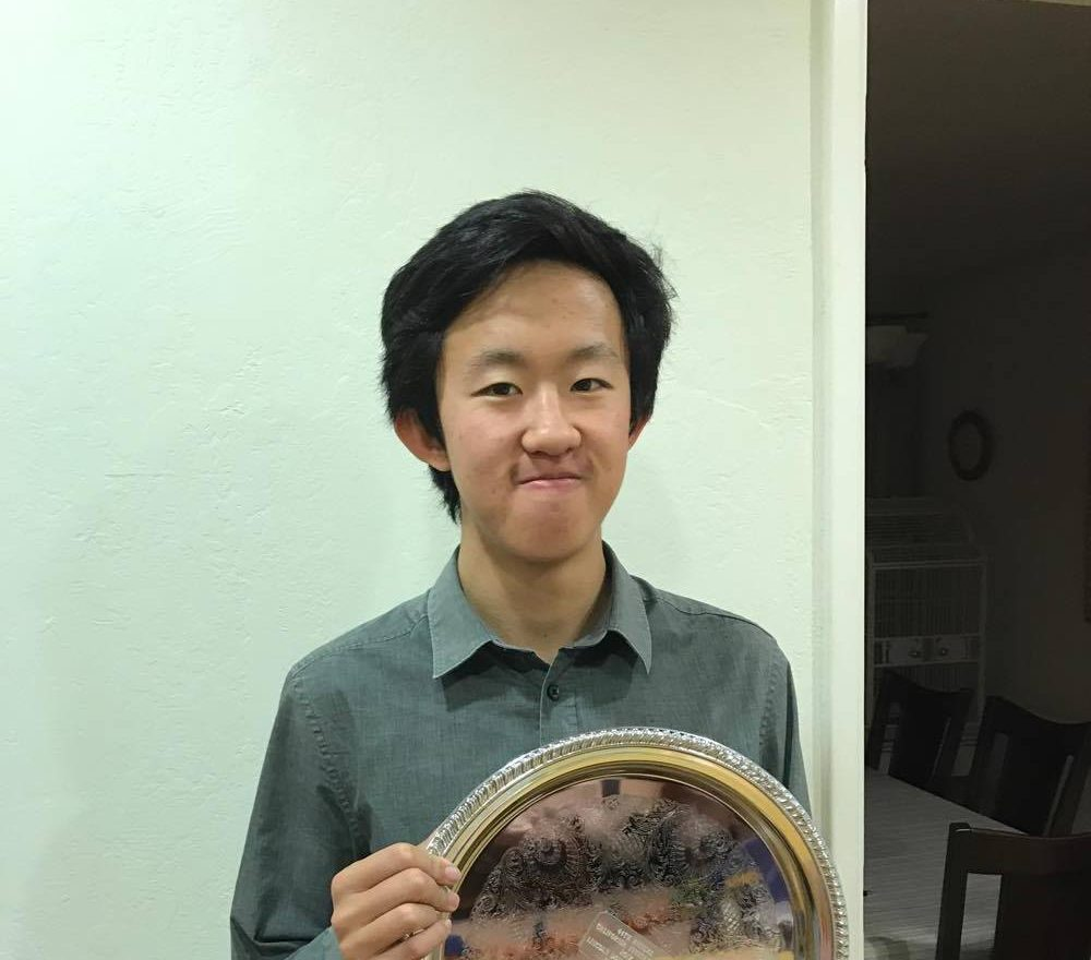 Chris Wang Wins Berkeley