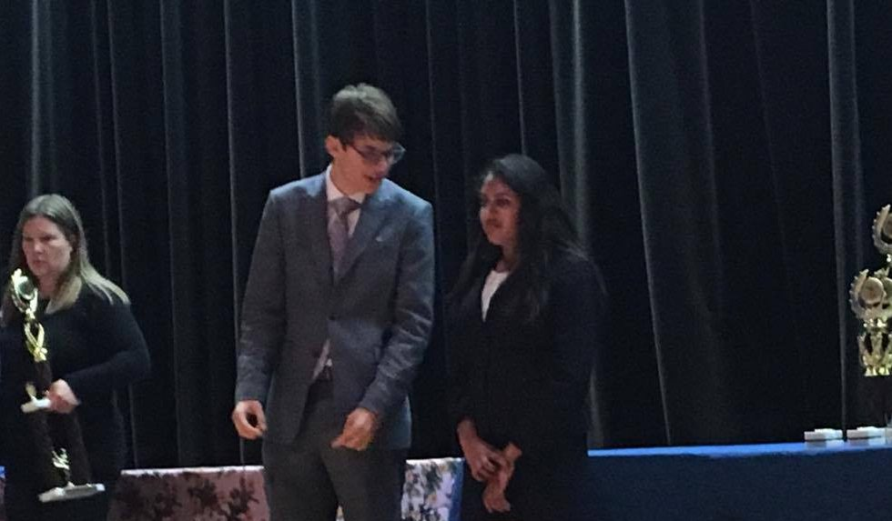 Parnika Agrawal Wins Florida Novice States