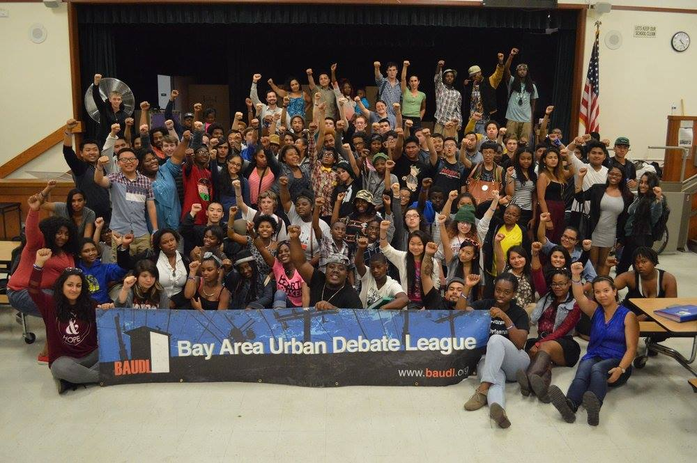 VBI Announces Urban Debate Partnership
