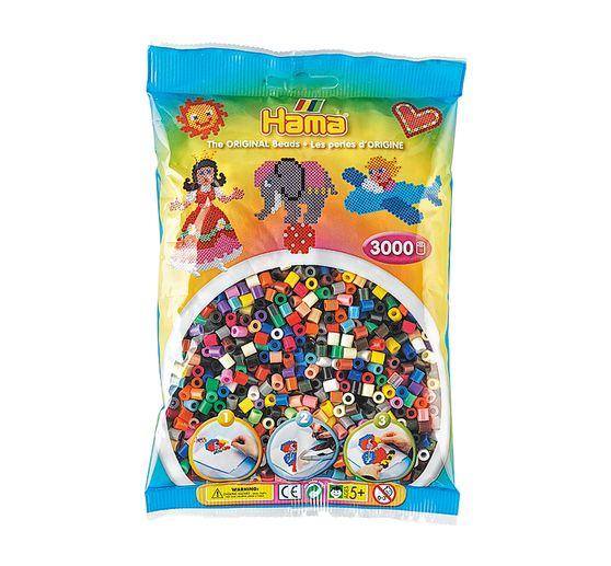 Kunststoff Multi Farbige Hama Perlen Mit Herz Vorlage Zum Basteln