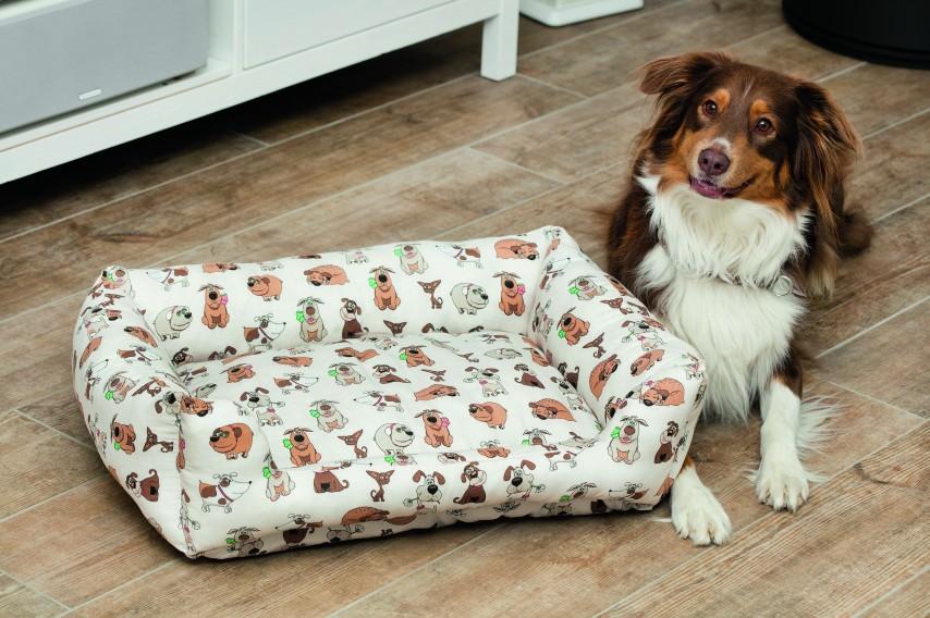 coussin pour chien diy loisirs
