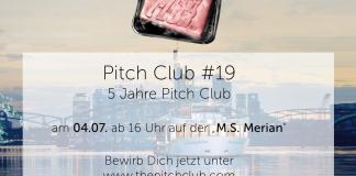 Pitch Club #19