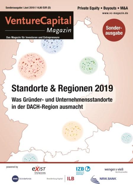 VC Standorte und Regionen 2019
