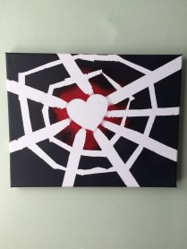 Web of Love - (Sold)