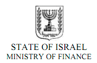 Ministry of Finance Israel logo