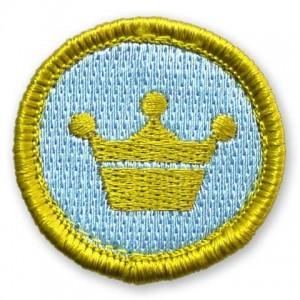 mayor badge