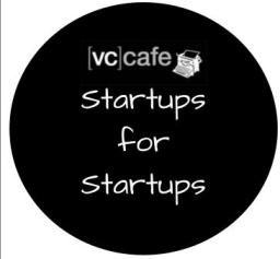 VCCAFE startups for startups logo