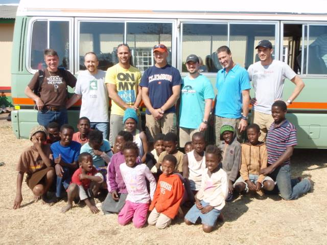 Faithbridge, Project Samuel Zambia Mission Trip Video