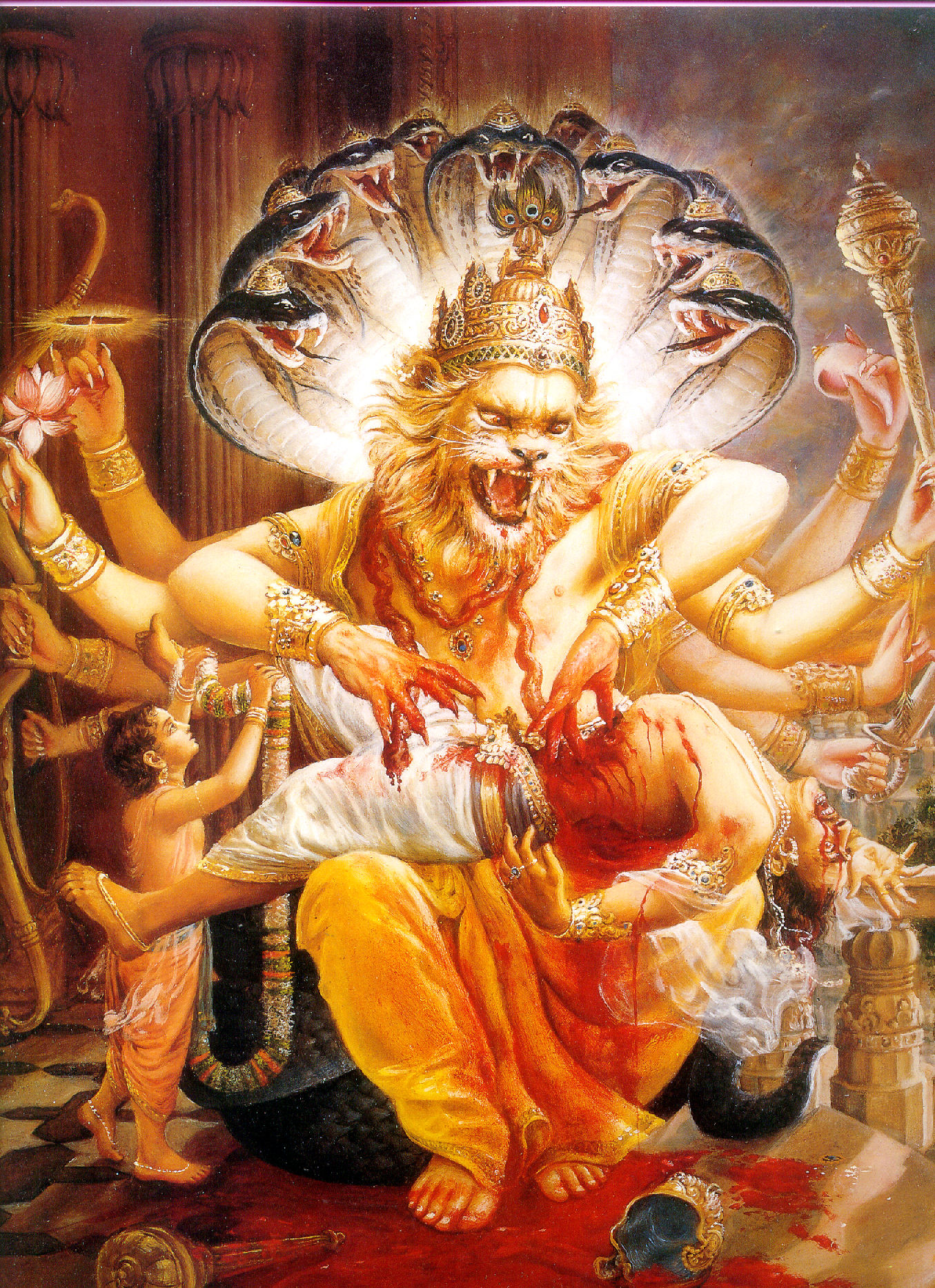 Image result for narasimha