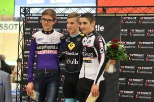 podio coppa velodromo