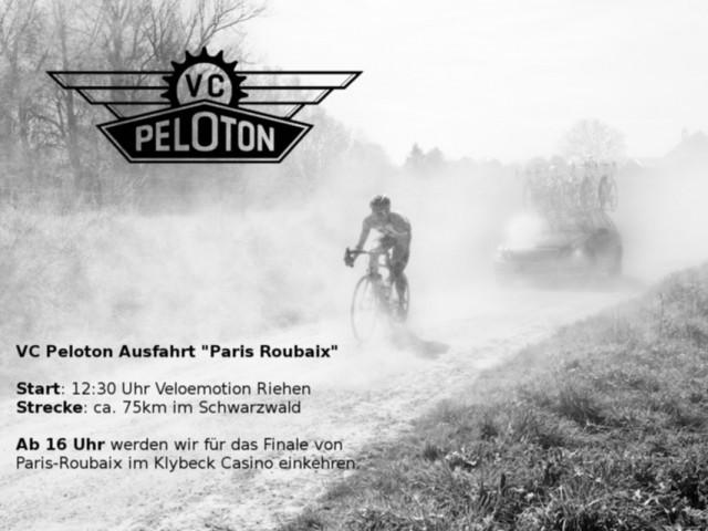 """Sonntags-Ausfahrt """"Paris Roubaix"""""""