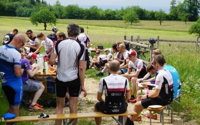 Bilder und Rangliste Bergzeitfahren Muttenz-Gempen