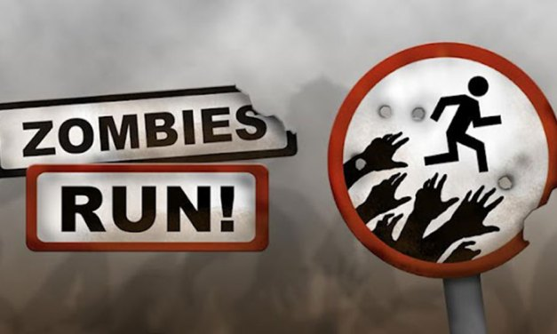 Get fit or die trying with Zombies, Run!