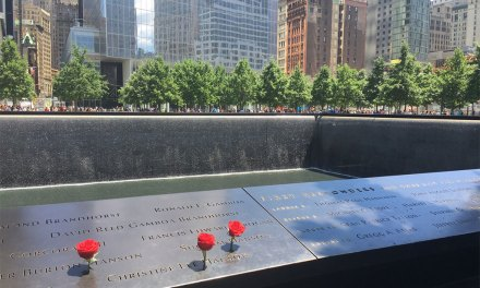 A lesson in humanity at Ground Zero