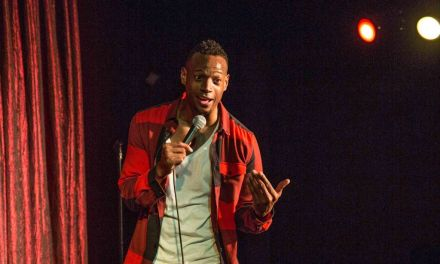 JOURNEY OF EXPRESSION|Oxnard's Levity Live Comedy Club kicks off with Marlon Wayans