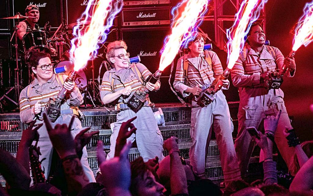 <em>GHOSTBUSTERS</em> | Haunted by its past