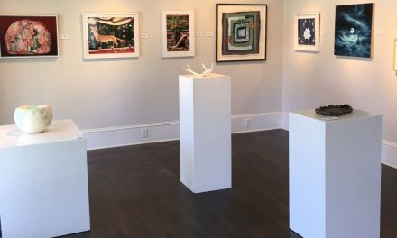 ON EXHIBIT | <em>Fierce Generosity:</em> The Carolyn GlasoeBailey Memorial Exhibit at the Porch Gallery in Ojai
