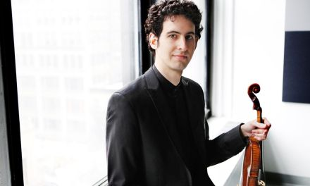 CHAMBER ON THE MOUNTAIN | Ojai's classical music series kicks off its 2016-17 season with violinist Itamar Zorman, pianist Kwan Yi