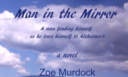 ON THE BOOKSHELF | <em>Man in the Mirror</em> by Zoe Murdock