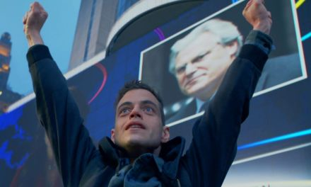 OUT OF THE BOX   In <em>Mr. Robot,</em> you're just another friend to talk to