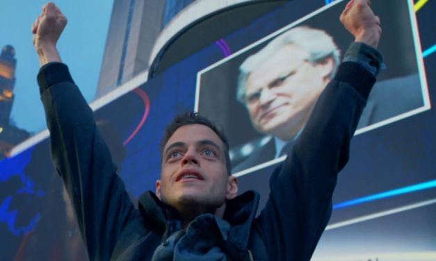 OUT OF THE BOX | In <em>Mr. Robot,</em> you're just another friend to talk to