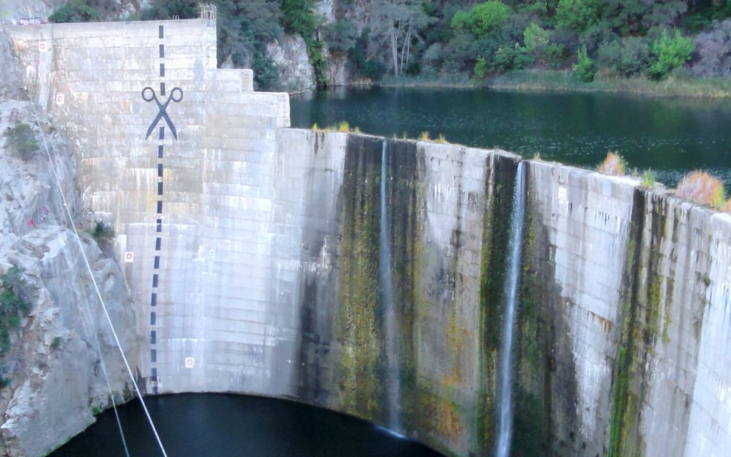 SAND TRAP | Plan for Matilija Dam removal will rely on historic rainfall