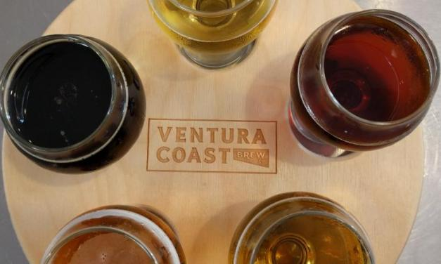 Ventura Coast Brewing Company arrives on the scene
