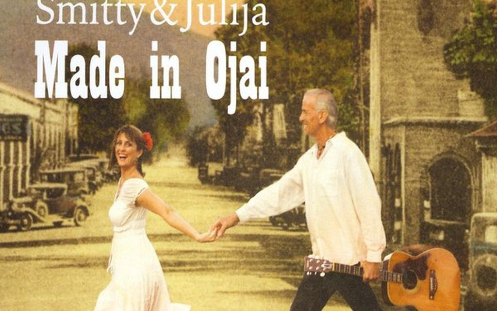 ON THE RECORD   Smitty and Julija: <em>Made in Ojai</em>