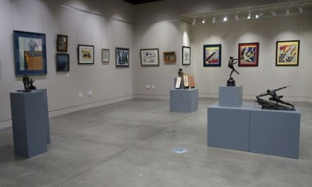 PUBLIC SPECTACLE   Ventura College celebrates the newly remodeled Studio Arts Building