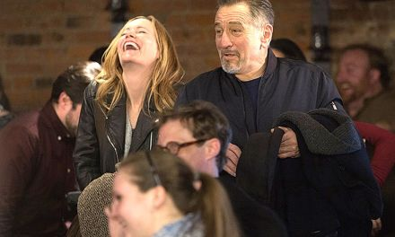 <em>THE COMEDIAN</em> | Welcome home, De Niro