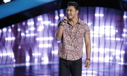 REACHING FOR THE STARS | Oxnard native Julien Martinez makes his television debut on <em>The Voice</em>