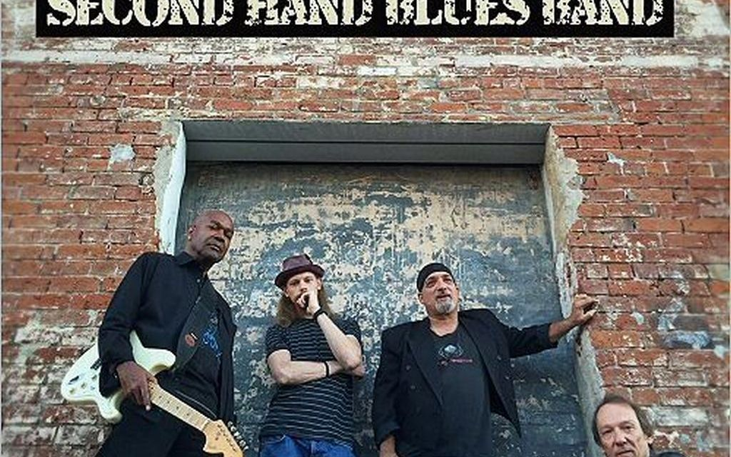ON THE RECORD   Secondhand Blues Band: self titled