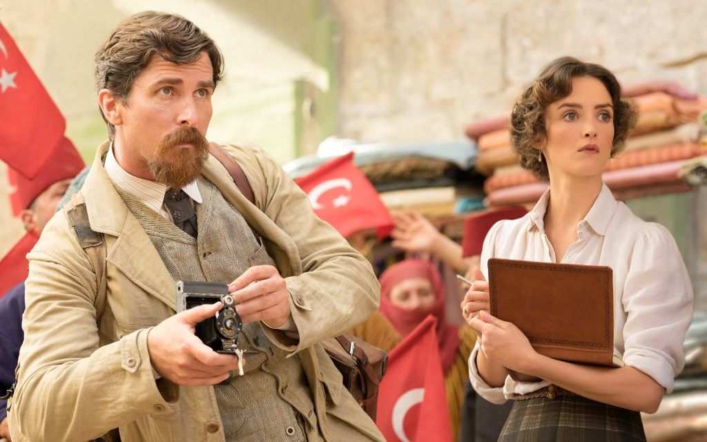 <em>THE PROMISE</EM> | Armenian genocide gets cinematic gloss-over